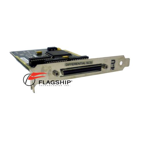 IBM 6204-701X PCI DIFF ULTRA SCSI ADAPTER Card 4-U 6204, 11K0671, 03N3266 VIA FLAGSHIP TECH