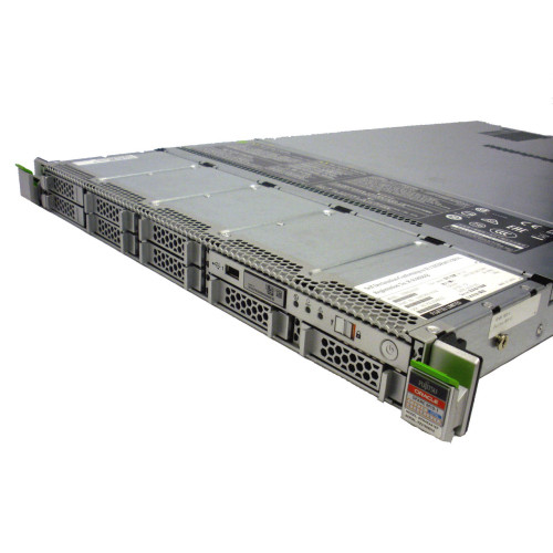 Sun Oracle Fujitsu M10-1 Server 3.2GHz 16-Core 64GB RAM 2x 600GB 7070195 Quad Gigabit 7051223 Dual 10GB E-Net via Flagship Tech