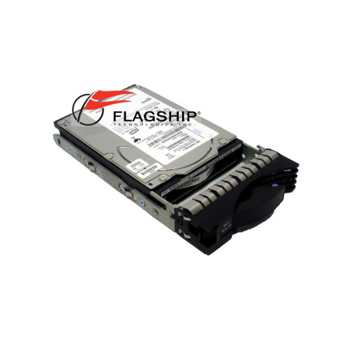IBM 40K6833 300GB 10RPM FIBRE Channel Hot Plug 3.5in HARD DRIVE DISK 39M4594 39M4597 42D0370 23R0439 via Flagship Tech