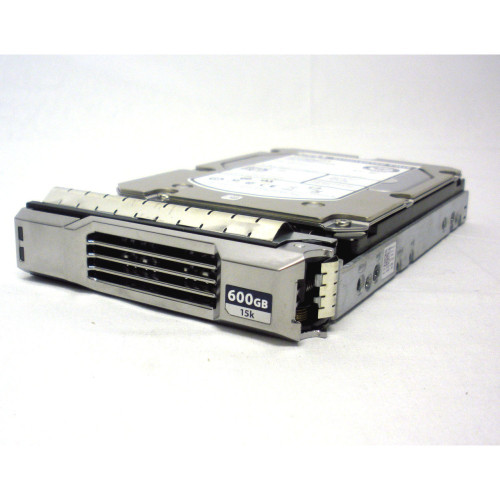 DELL 02R3X 600GB 15K SAS 6GBPS Hard Drive Disk for PS4000XV w/Tray via Flagship Tech