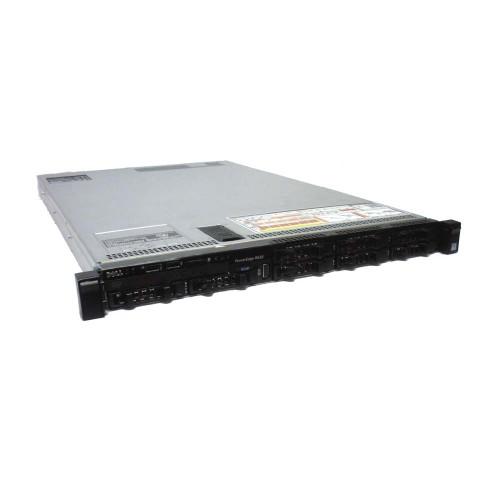 Dell PowerEdge R630 Barebones w/ Dual Power 8 Bay Chassis Active iDRAC 8 Rails via Flagship Tech