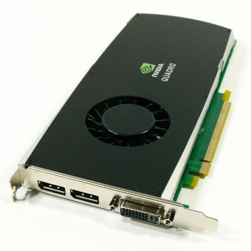Dell 1GB nVIDIA Quadro FX3800 256bit GDDR3 PCI Express 2.0 x16 X9YDW