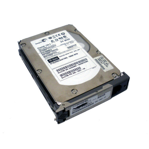 SUN 390-0327 146GB 15K SCSI SEAGATE Hard Drive Disk via Flagship Tech