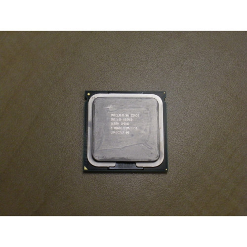 3 0GHz 12MB 1333MHz FSB Quad-Core Intel Xeon E5450 CPU SLBBM