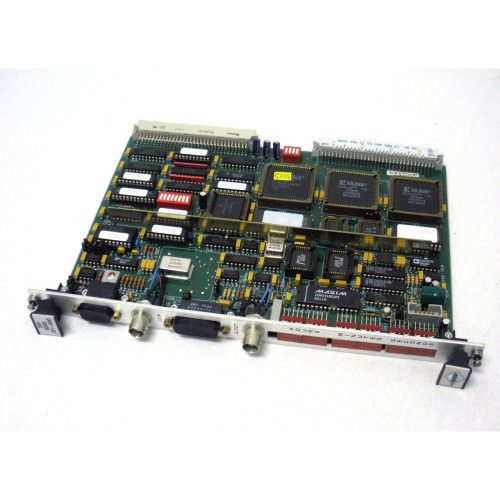 BC635VME Time & Frequency Processor 'Parts Only or 'As Is' via Flagship Tech