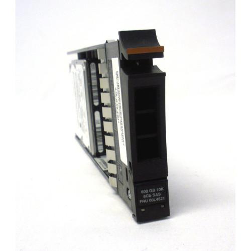 "IBM 00L4521 600GB 2.5"" 10K SAS Hard Drive Disk FC 3026 via Flagship Tech"