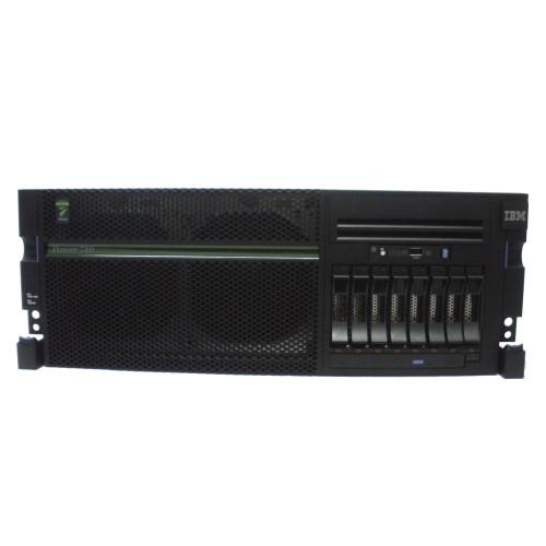 IBM 8205-E6B 3.76Ghz 8-Core 128GB Memory 4x 146GB Power7 740 System via Flagship Tech
