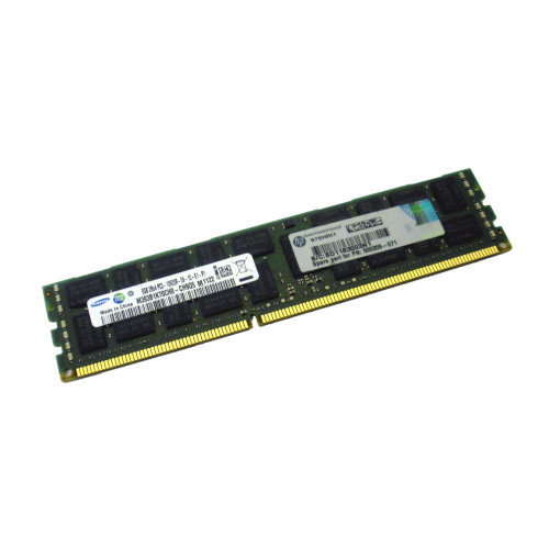 HP 500205-071 DDR3 2RX4 PC3-8500R-7 Memory (1X8GB) via Flagship Tech