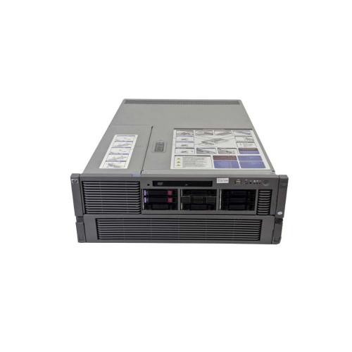 HP AB463A Integrity rx3600 Server 4-Way 1.6GHz 9140M 48GB 2x 146GB RPS Rack Kit
