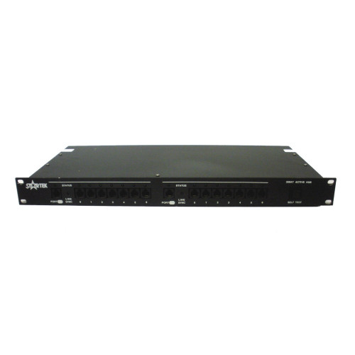 StarTek 299AT 3Com 3C510013 Active Hub 14 Port Coax via Flagship Tech