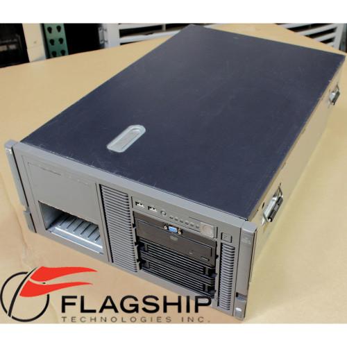 HP 416620-001 Proliant ML370-R05 Server 2x 2.66Hz Dual-Core 5150, 4GB RAM, P400