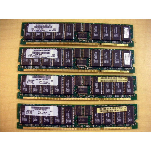 IBM 4453-701X 4GB (4x 1GB) Memory Kit 53P3230 via Flagship Tech