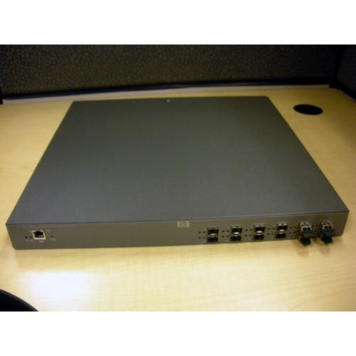 HP 348406-B21 355101-001 350981-001 StorageWorks Edge Switch 2/12 via Flagship Tech