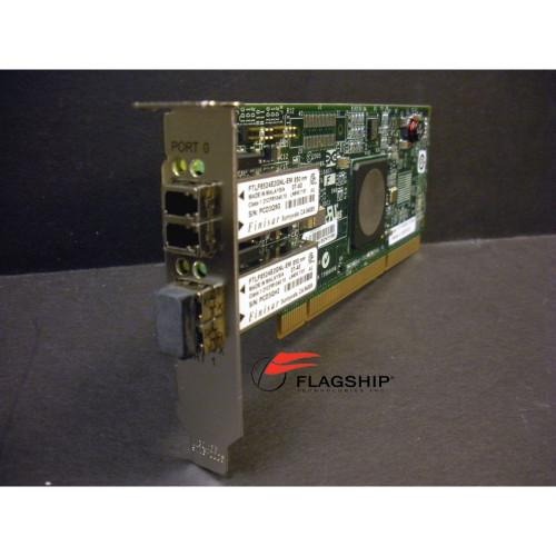 Sun 375-3399 SG-XPCI2FC-EM4-Z PCI-X 4Gb Dual Fibre Channel Host Adapter