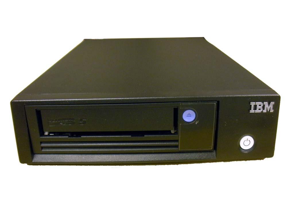 IBM TS2250 Tape Drive 3580 H5S 3580-S5E LTO Ultrium 5 tape drive, 6 Gbps SAS interface 3580S5E