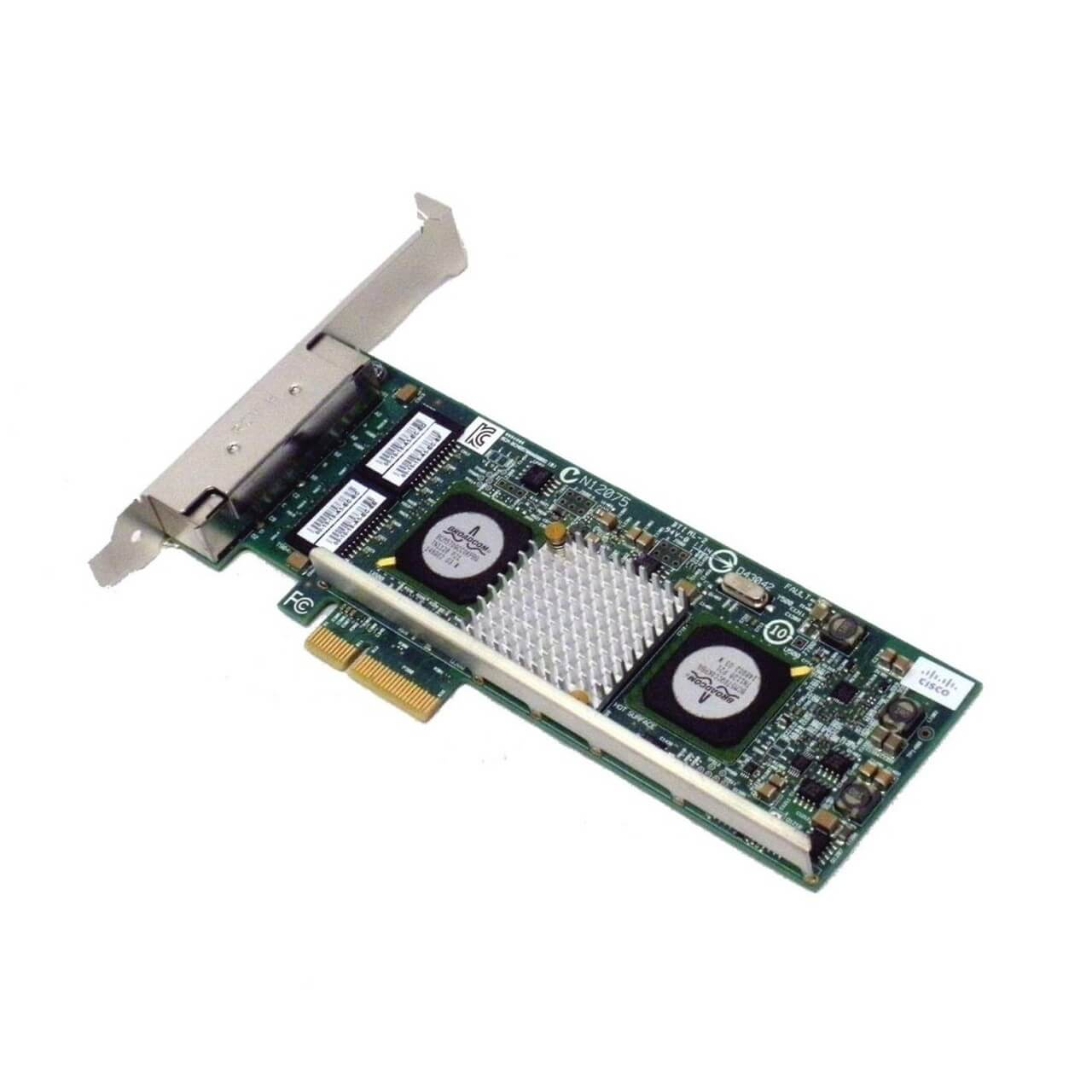 Buy & save on refurbished computer server CISCO Adapters from your trusted partners at Flagship Technologies.
