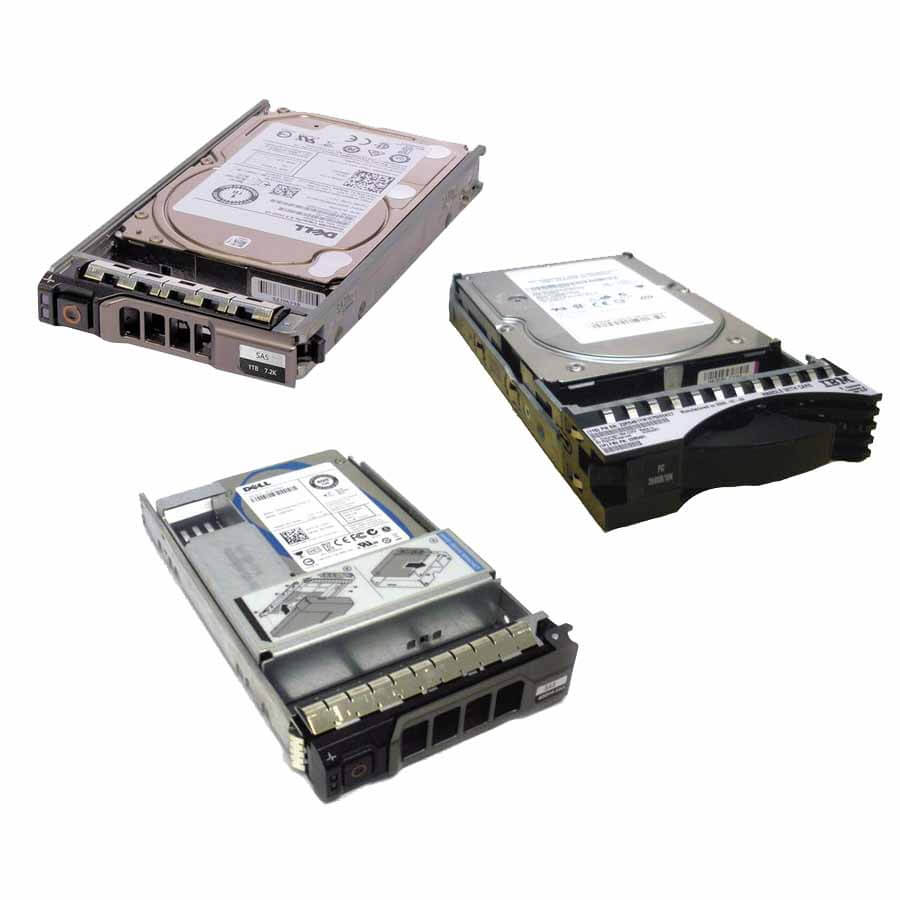 Buy & save on refurbished Dell hard disk drives from your trusted partners at Flagship Technologies. Buy Now! Or browse our extensive & revolving inventory.