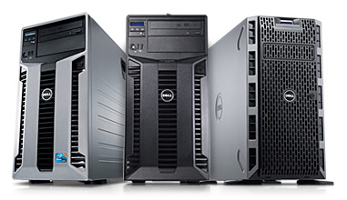 Refurbished Dell PowerEdge Tower Servers for Sale