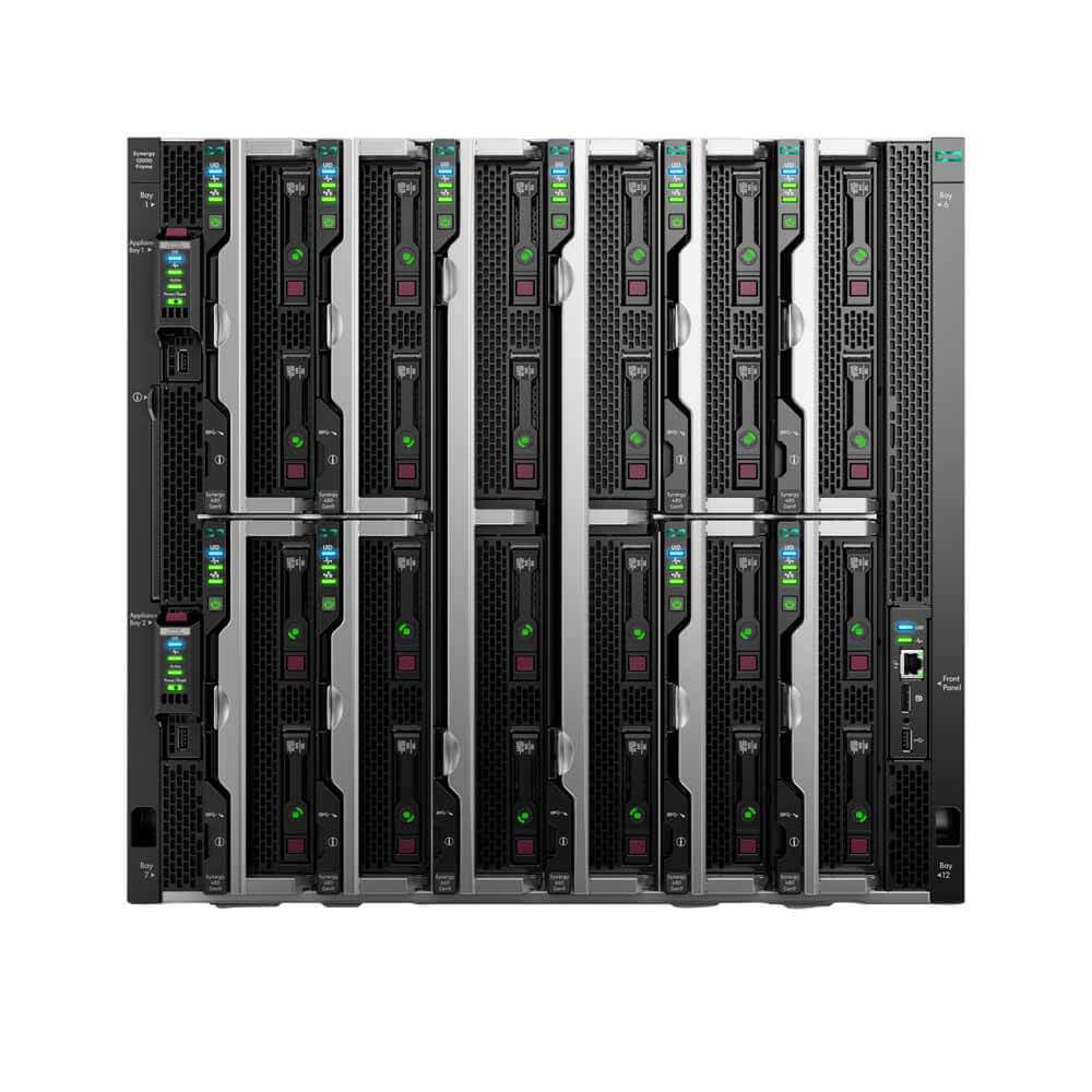 HPE Synergy brings together next-generation compute, a variety of storage HPE Synergy is a variety of compute and storage module options, future proofed networking, and one integrated management platform.