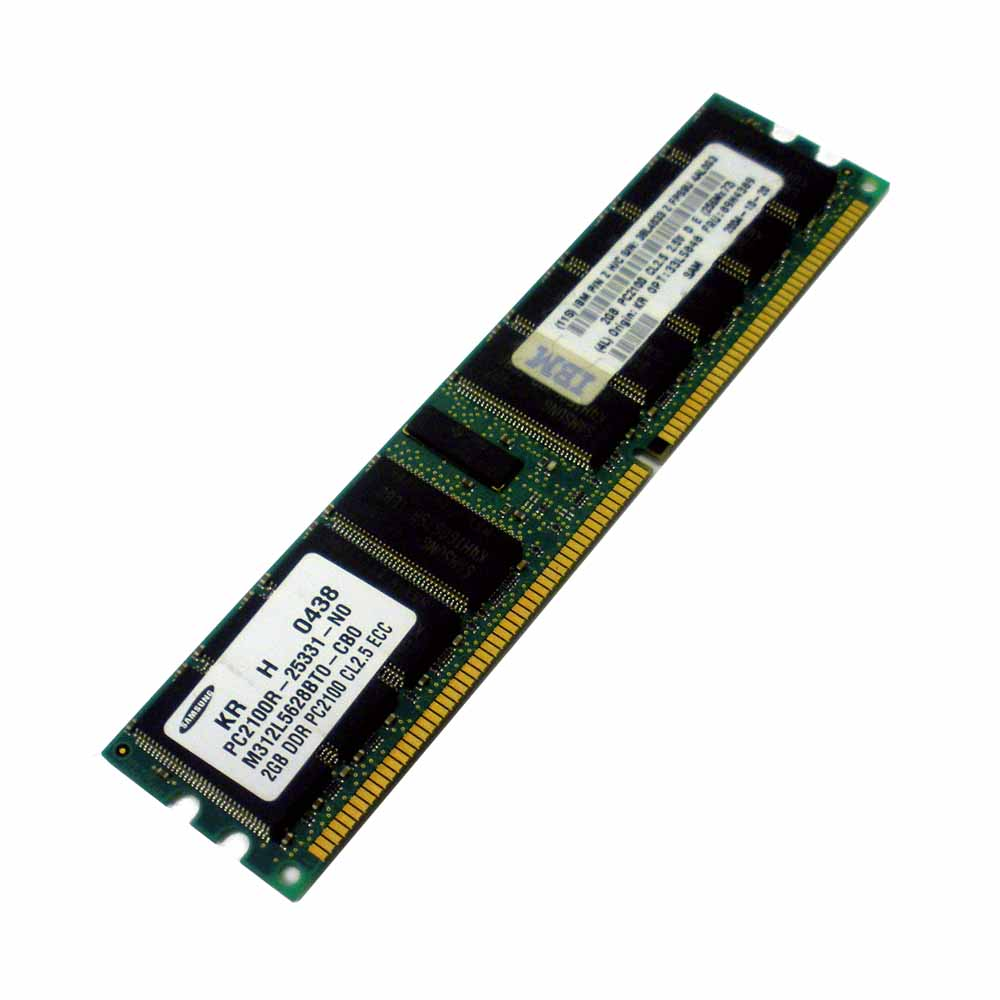 Buy & save on IBM Memory Module RAM from your trusted partners at Flagship Technologies. Browse our revolving inventory of IBM replacement parts below and get the best deals to maintain or upgrade your IT project or data center.