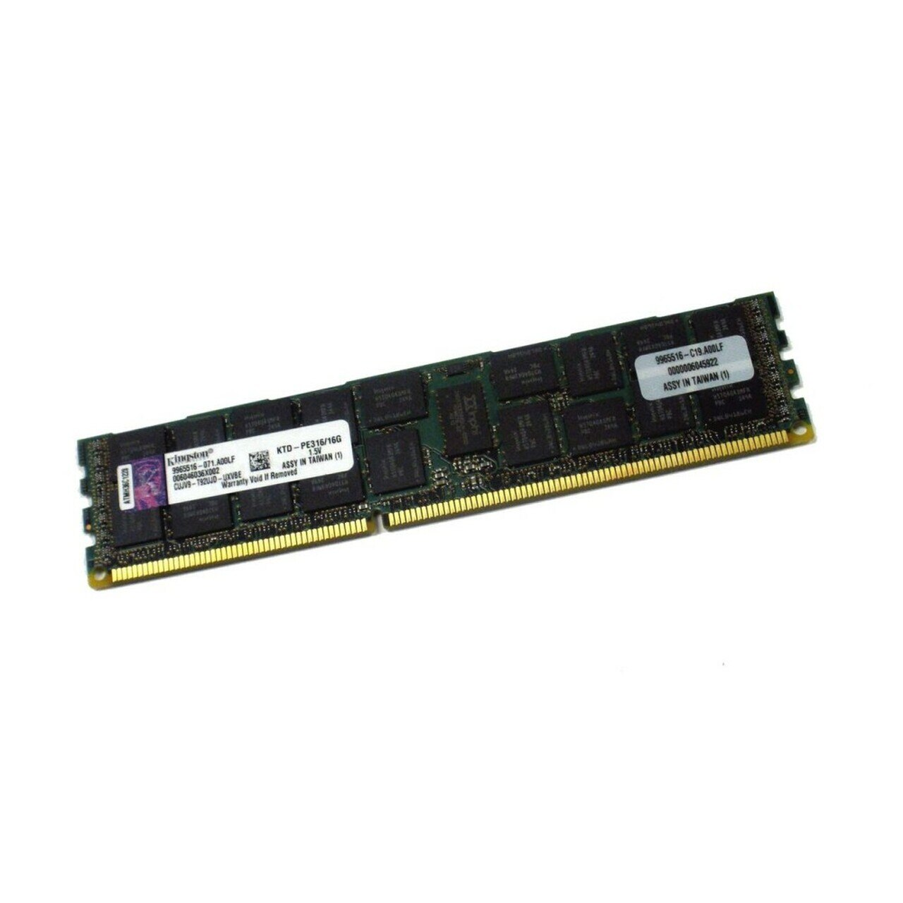 Buy & save on Kingston Server Memory RAM from your trusted partners at Flagship Technologies. Browse our extensive inventory of server spare parts below and get the best deals to maintain or upgrade your IT project or data center.