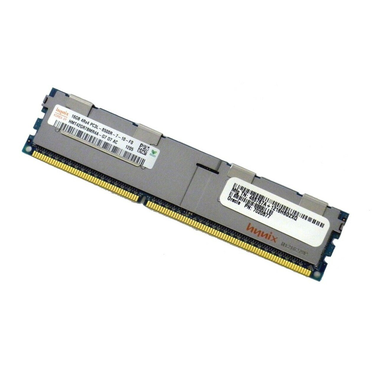 Buy & save on Oracle Sun Server Memory RAM from your trusted partners at Flagship Technologies. Browse our extensive inventory of Oracle Sun server spare parts below and get the best deals to maintain or upgrade your IT project or data center.