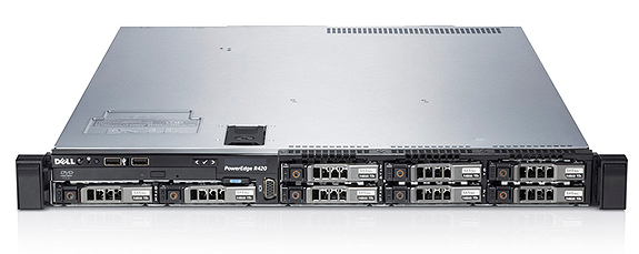 Dell PowerEdge R420 Servers