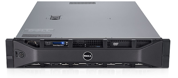 Dell PowerEdge R510 Servers