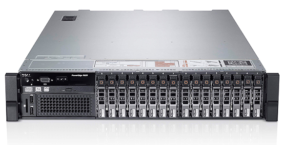 Dell PowerEdge R820 Servers