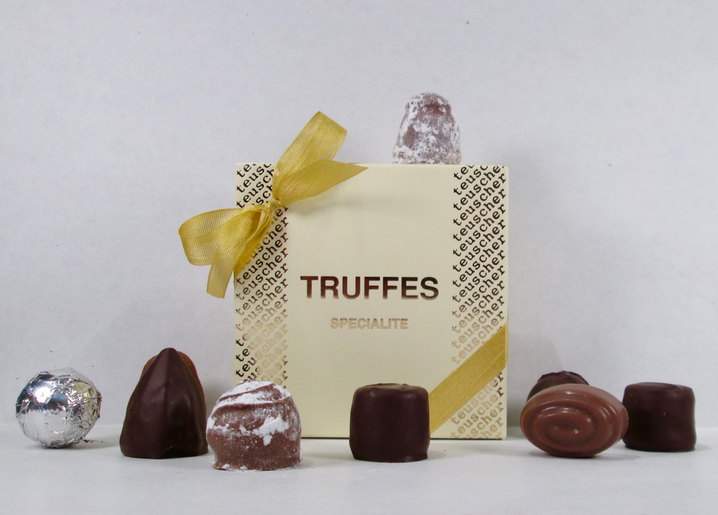The Spirited Truffle box - 9 to 36 pieces