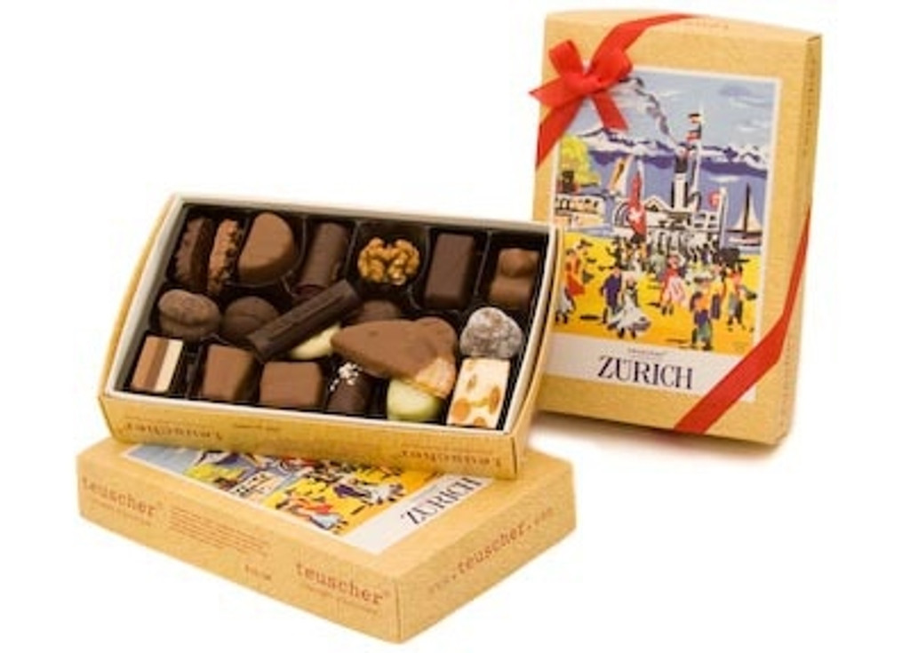 Teuscher Chocolate Collection