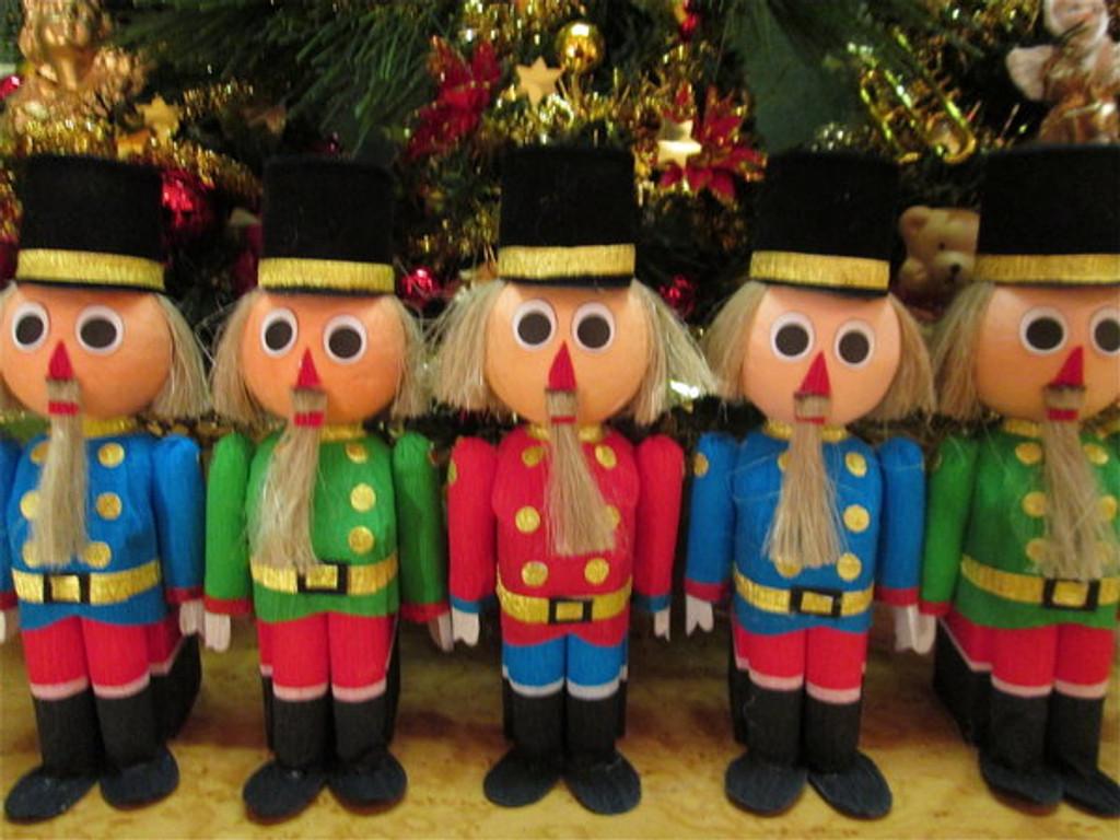 Nutcracker Gift Box - 2 pieces