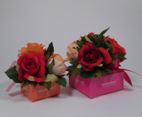Roses Gift Box - 1, 4 or 6 pieces
