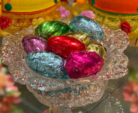 Gianduia Chocolate Egg - Lb 0.060