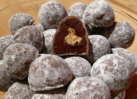 Our Signature: CHAMPAGNE Truffles - 9, 16, 24, 36, 48 & 72 pieces