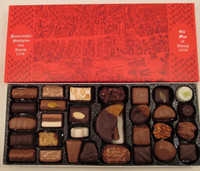 Chocolate Nut Lovers Box - 24 or 36 pcs