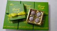 The Quartet Box: 4 Champagne Truffles