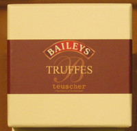 Bailey's Irish Cream Truffles - 4, 6 or 9 pcs