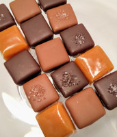 Our Caramels Sampler box - 10 pieces