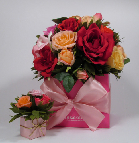 Roses Gift Box - 20, 25, 32 or 48 pieces