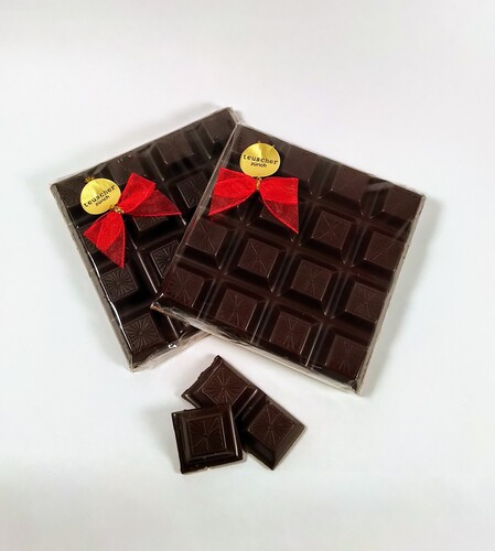 Dark Chocolate Salted Caramel Bar (1.4oz)