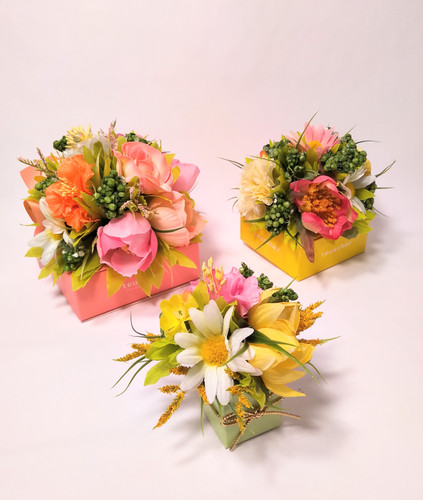 Spring Gift Box - 1, 4 or 6 pieces