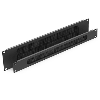 Rack Slotted Brush Panels