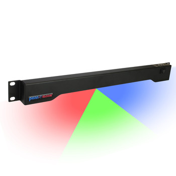 Rack 1U LED Multi Colour Rack Light