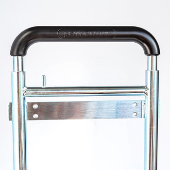 Heavy Duty Steel Pull-Out Surface Mount Handle