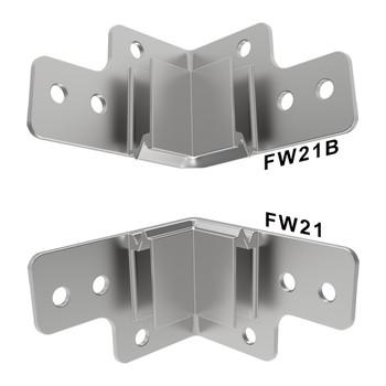 """FW21 QuickClamp™ Brace Set 1/4"""" Panels Hybrid Extrusion Must read description below"""