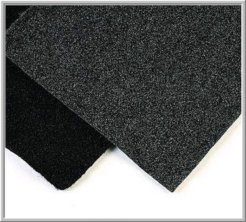 Carpet / Black / 6 ft. Wide x 1 Running Yard