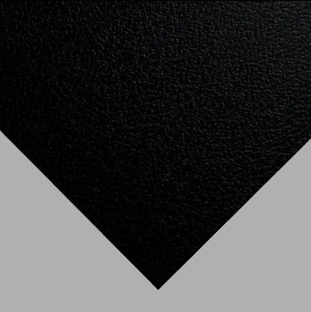 ABS Plastic Sheet /  BLACK