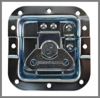 Latch / Medium / Recessed / Padlock Brackets / Offsets
