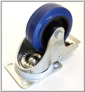 "Caster / 4"" (100mm) / Swivel / Total Lock Brake"